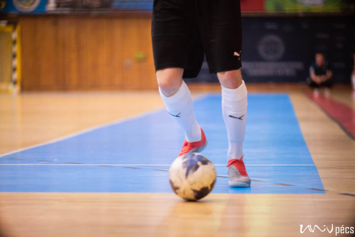 PTE Futsal Liga: Jelentkezzetek!