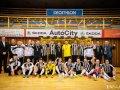 Bajnoki ezüstérmes a PTE PEAC férfi futsal csapata
