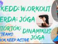 ÁOK Keep Active! Program