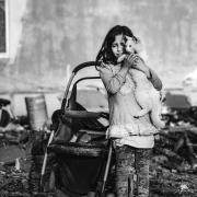 Egyetemi 1. helyezett Pál Zsombor: Önkéntes terepfotó
