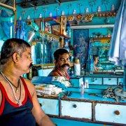 Egyetemi 3. helyezett: Shubhodeep Roy: The Barber Shop