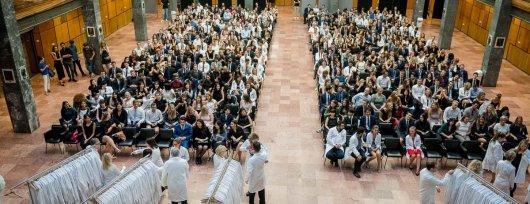 Fehér Köpeny Ceremónia 2018