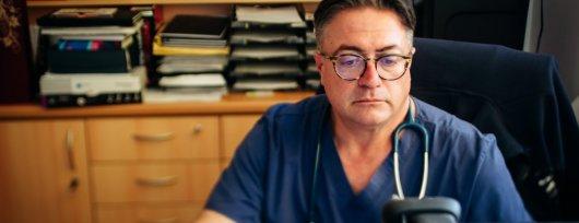 """""""Ennyi év után is megdobban a szívem, ha jön egy politraumatizált beteg"""""""
