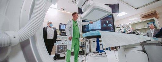 Ultramodern készülékkel gazdagodott a PTE Szívgyógyászati Klinikája