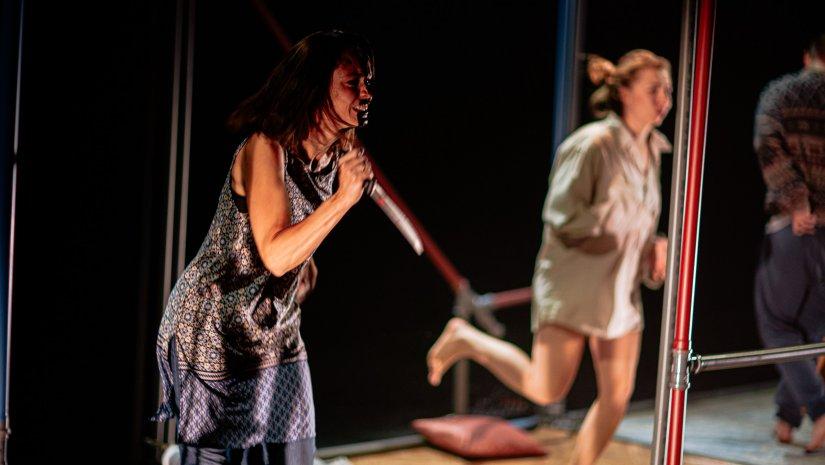 A JESZ e-színházi bemutatója: Arab éjszaka