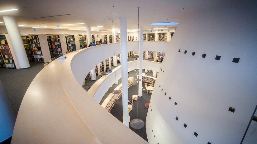 Könyvtár karantén idején