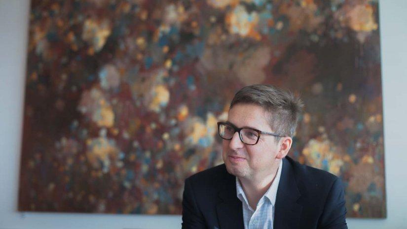 Rektorjelölt: Bachmann Bálint, a MIK dékánja