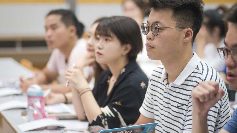 Kulturális örökségünkről tanulnak a kínai hallgatók