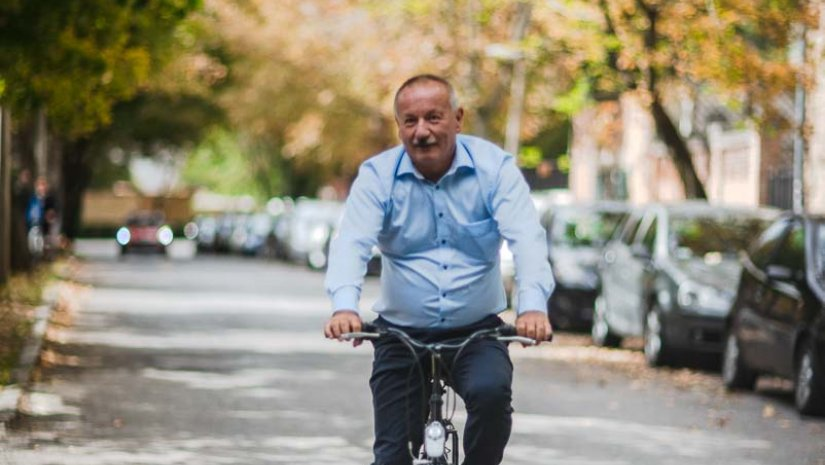 Március 1-én megkezdődik a nyugati városrészi kerékpárút kiépítése