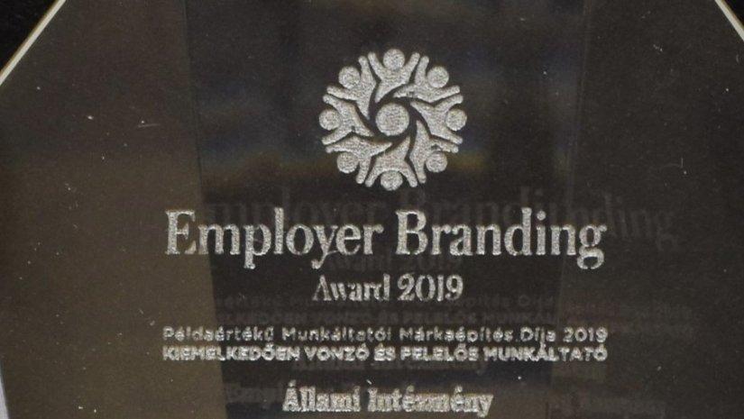 Employer Branding-díj: PTE a Családokért