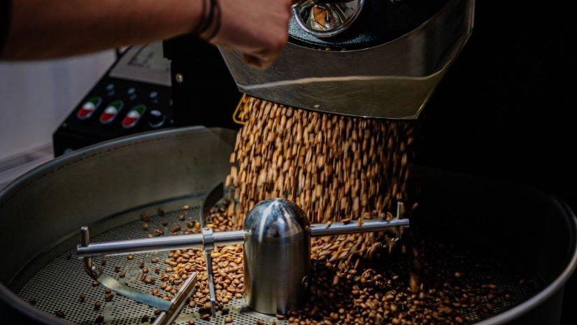 A pécsi CrackerJack Coffee Roasters
