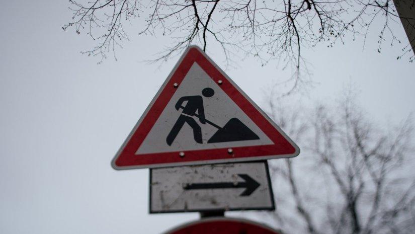 Hétfőtől változik a forgalomkorlátozás a Szigeti úton