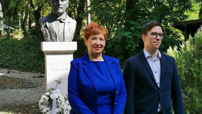 Oktatói és ifjúsági Prinz Gyula-díjat adtak át