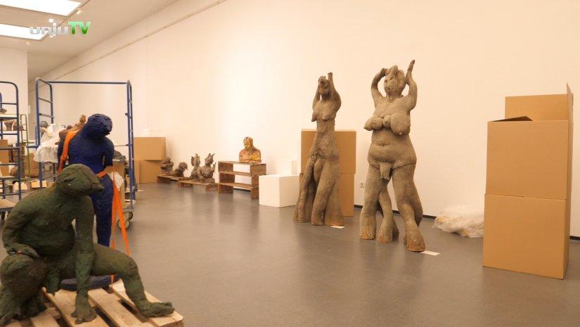 Odú - Fusz György kiállítás