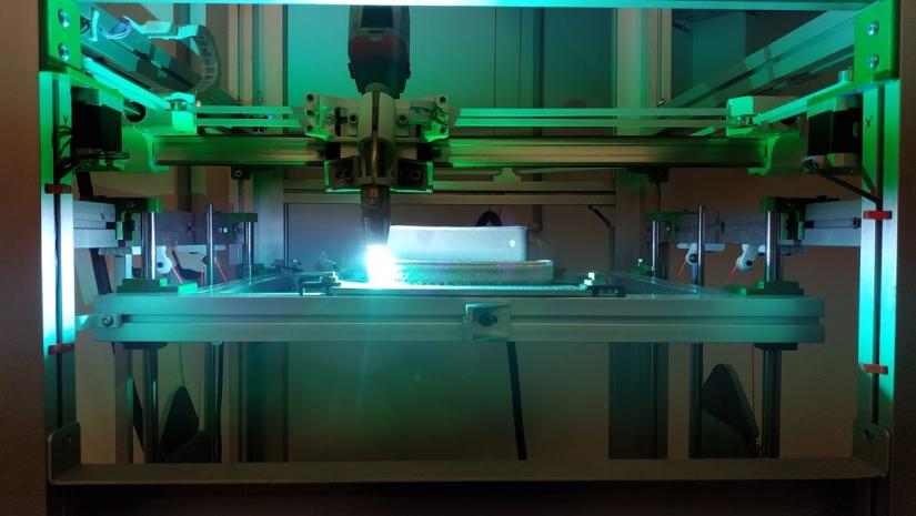 Fémimplantátumok 3D-s fémnyomtatóval