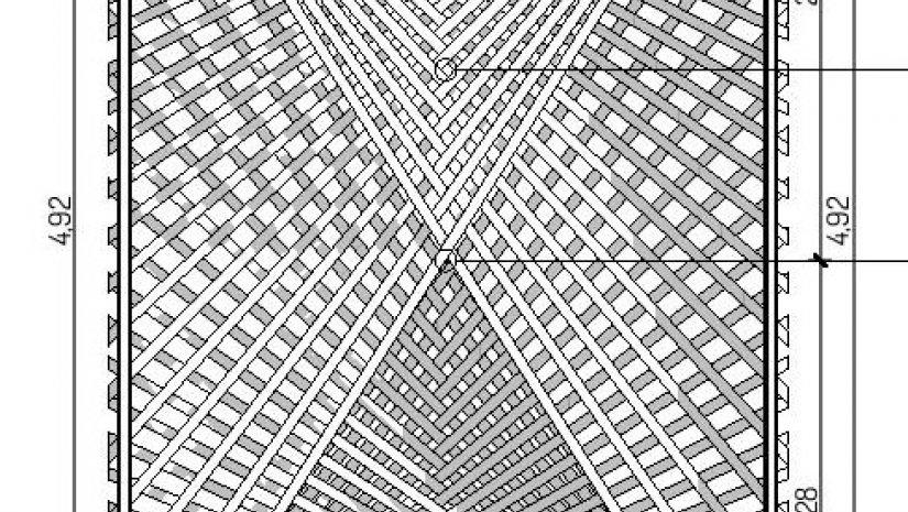 Új, op art-kinetikus térplasztika épül a Vasarely Múzeum udvarán
