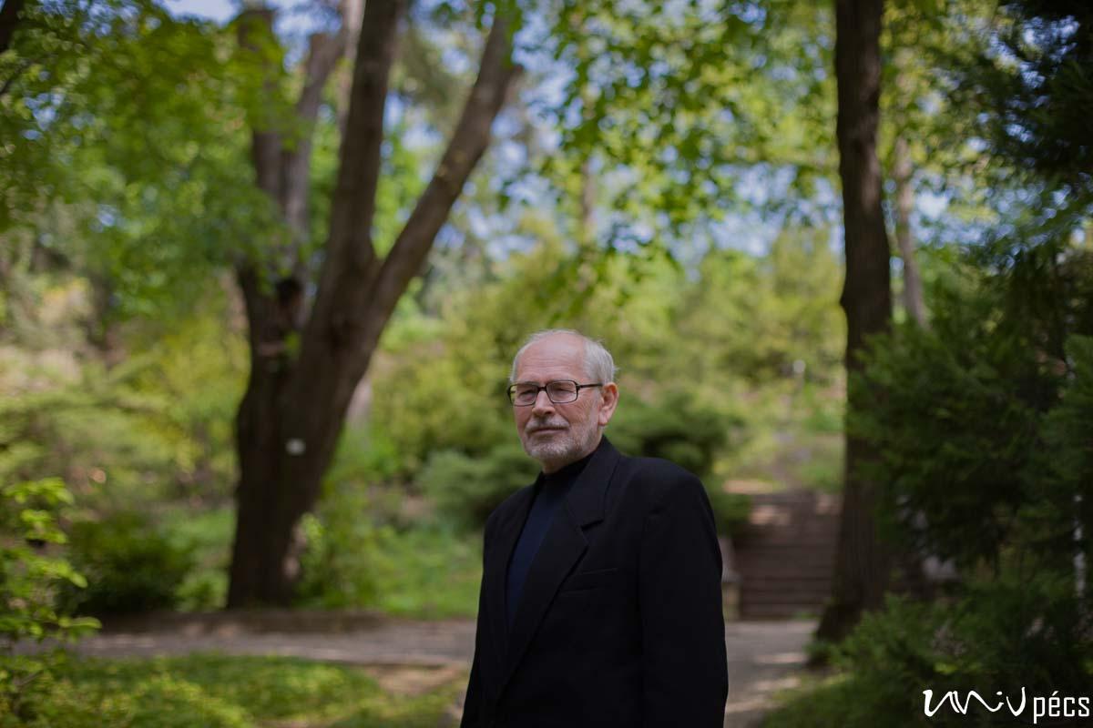 Tehetségek Szolgálatáért életműdíjat vehetett át Dr. Révész György