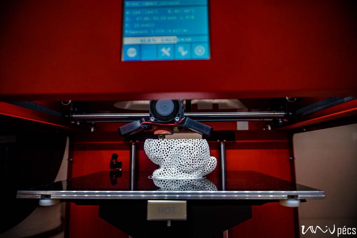Új ipari forradalom – 3D