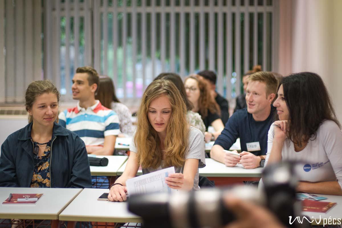 Az EU-ról tanulnak a nyári egyetemisták