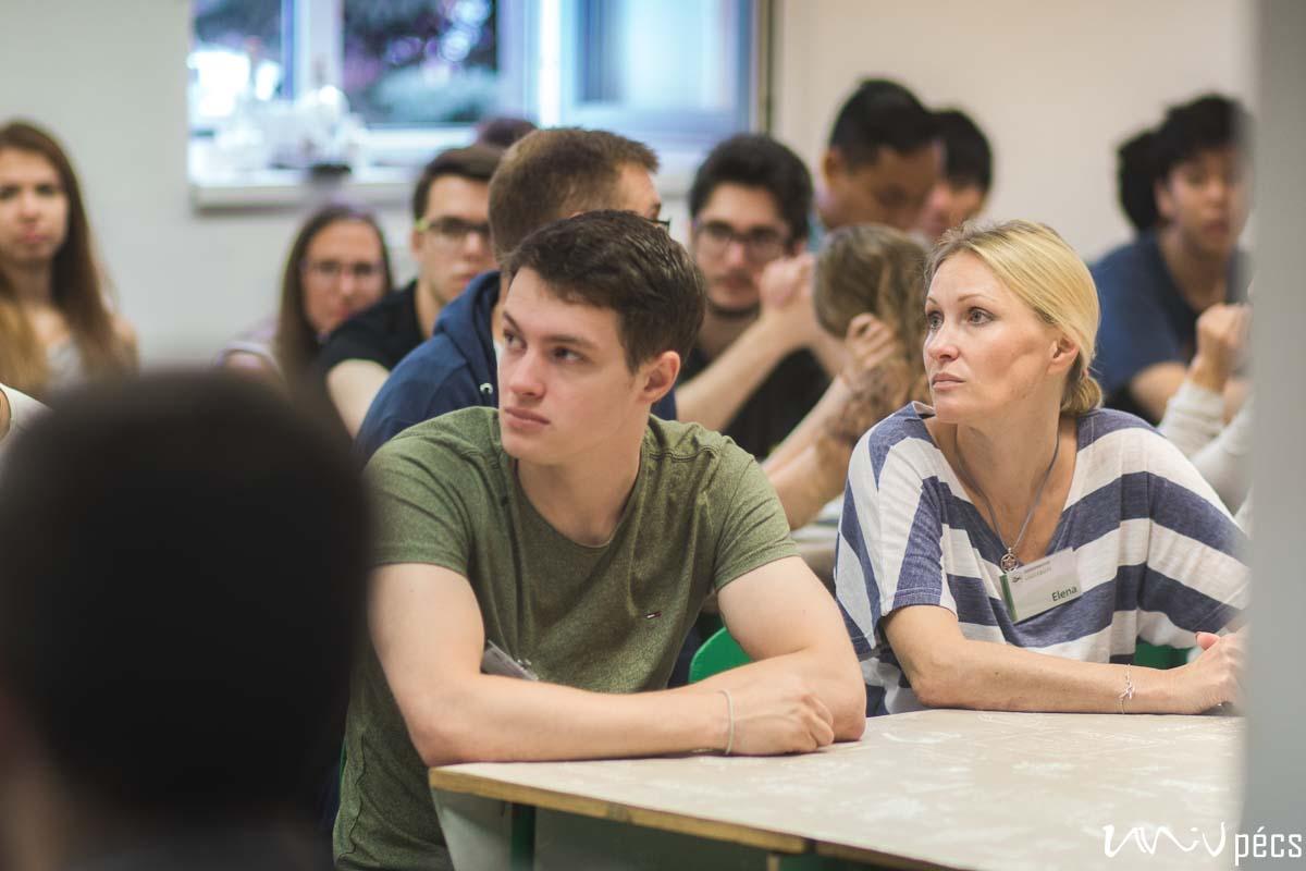 Közel száz külföldi a 19. Magyar Nyelv és Kultúra Nyári Egyetemen