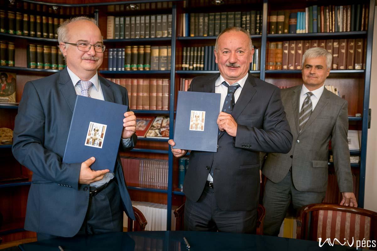 Együttműködik Paks városa a Pécsi Tudományegyetemmel