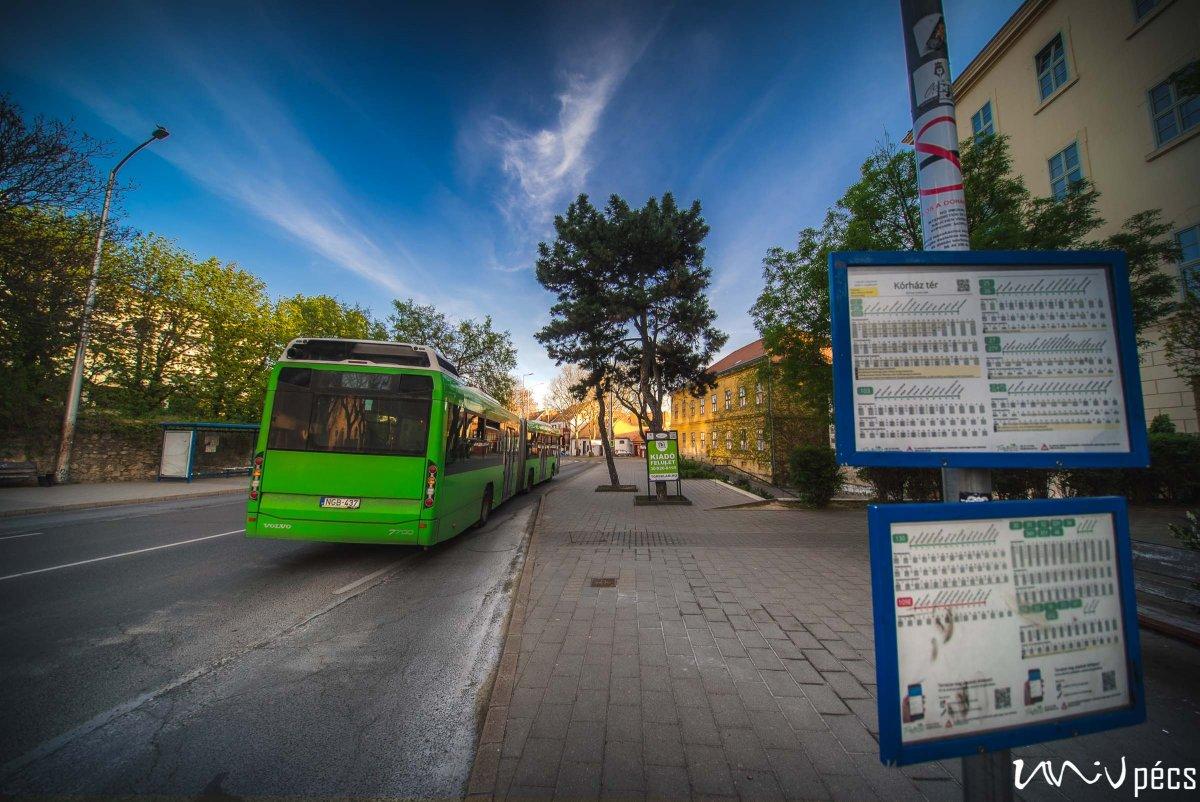 Hétfőtől: nyári menetrend a buszokon munkanapokon