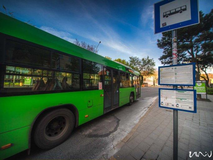 Indul a kerékpárszállítási tesztüzem a pécsi buszokon