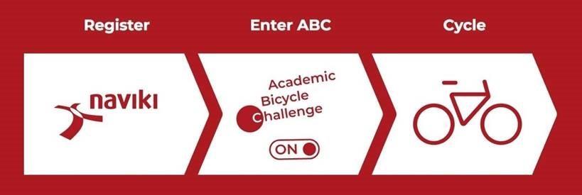 A PTE ismét indul a legtöbbet bicikliző egyetem címért