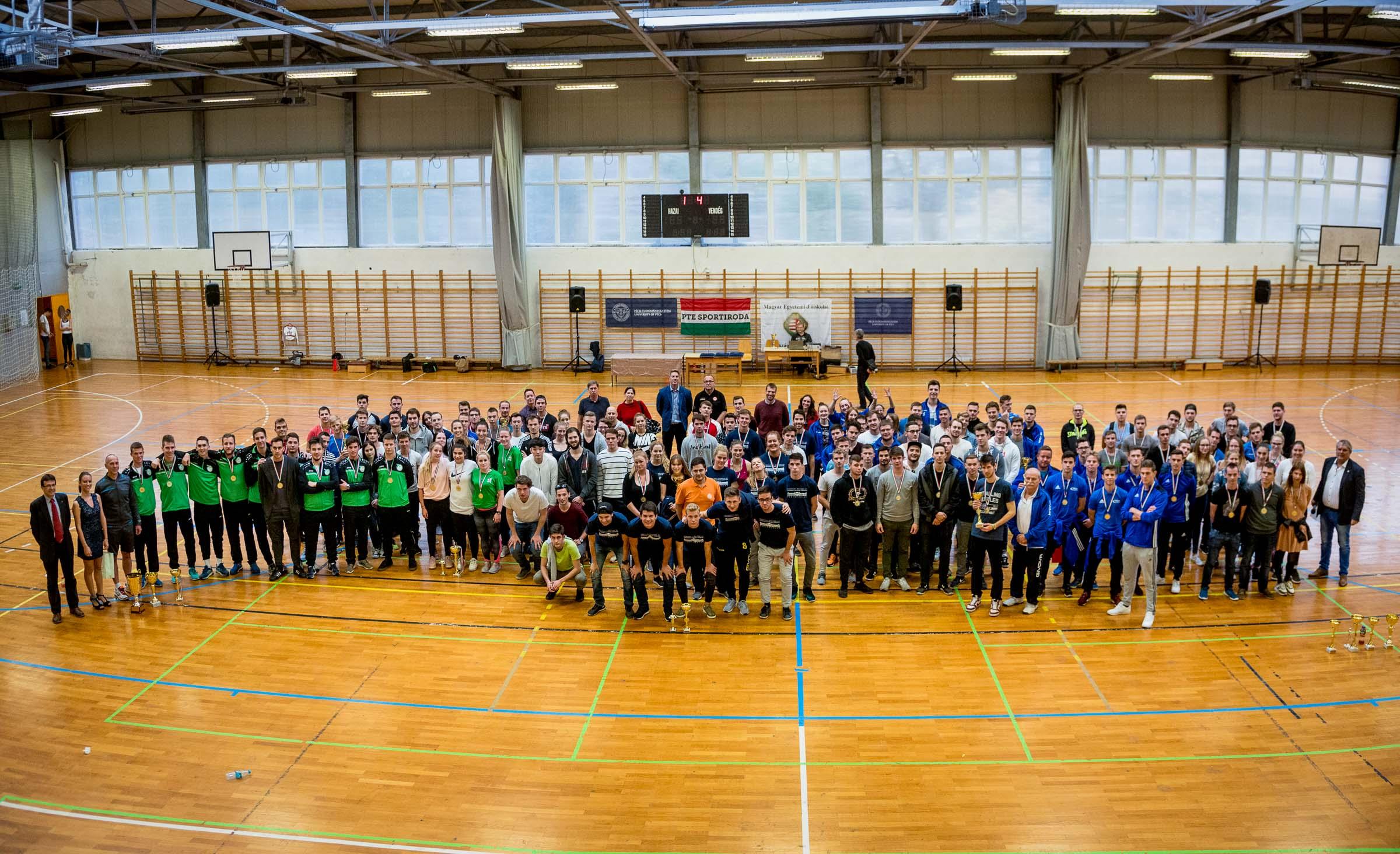 XLVIII. Műszaki Felsőoktatási Sportnapok