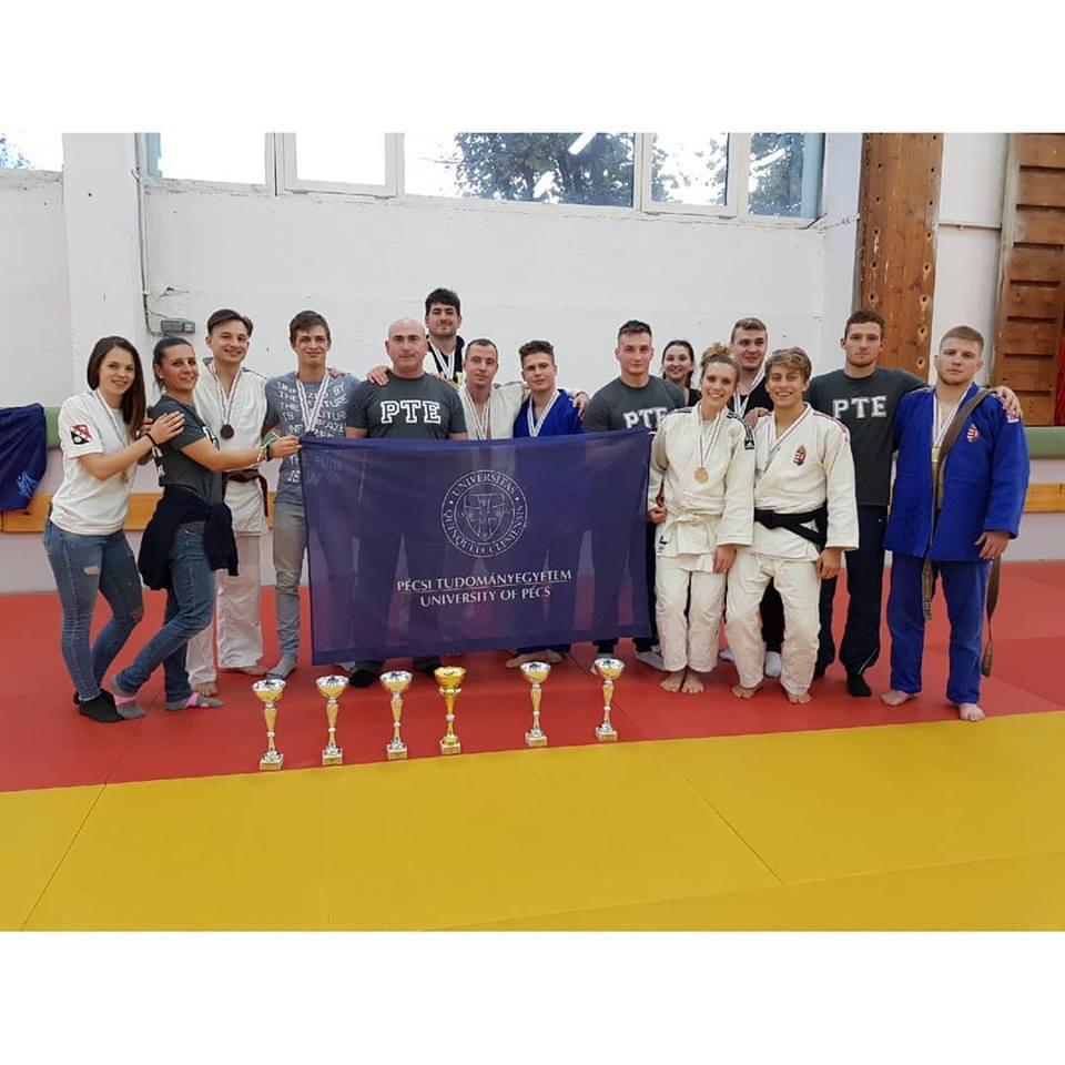 Éremeső a Judo MEFOBON