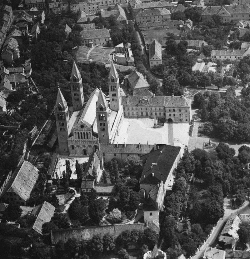 A Pécsi Tudományegyetem története képekben