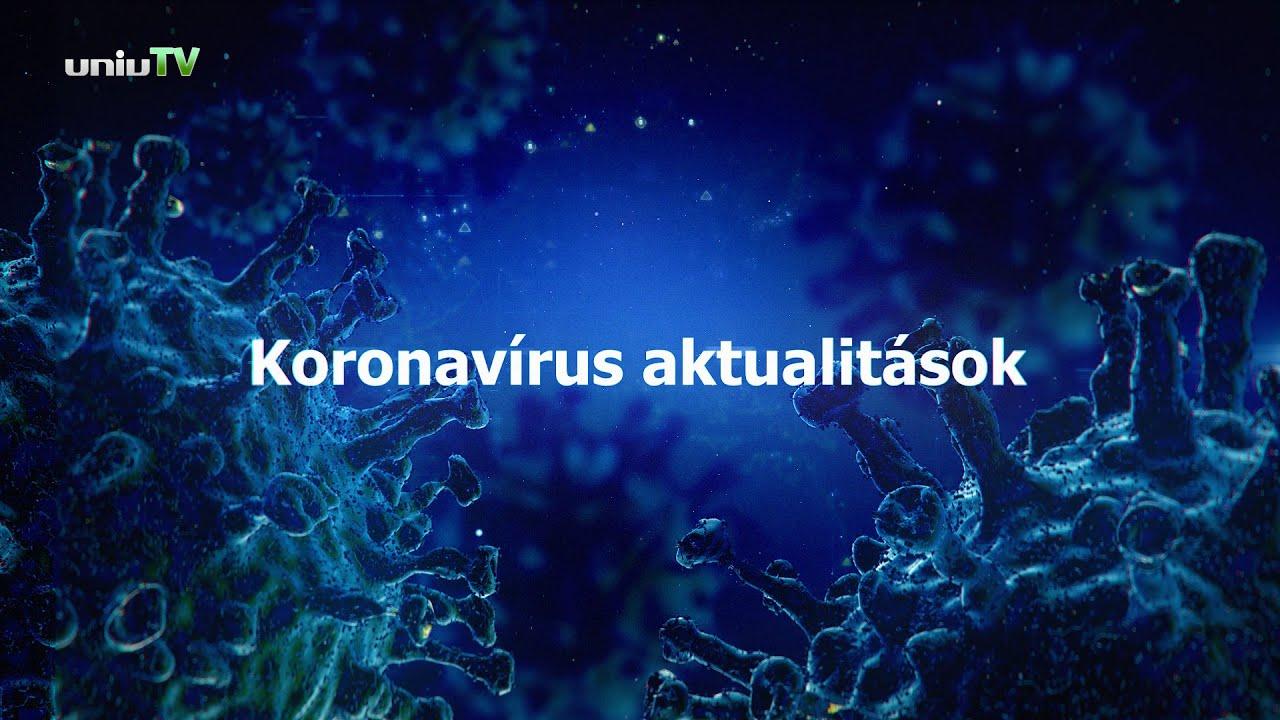 Koronavírus aktualitások – Vakcinafejlesztés – PTE