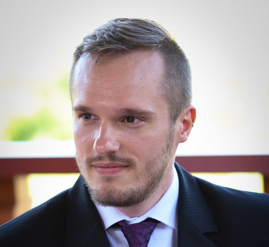 Dr Zsidó András Norbert a Fiatal Kutatók Akadémiájának új tagja